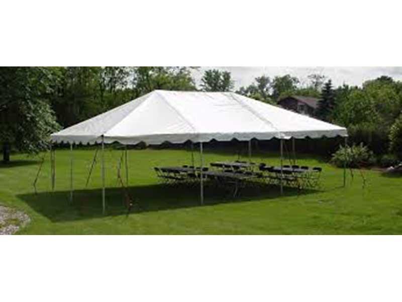15' x 30' Tent