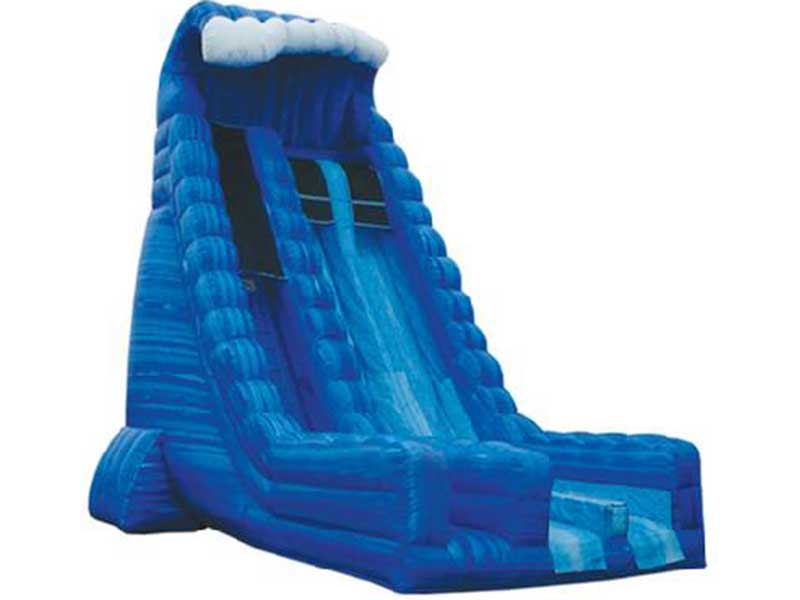 27' Blue Crush Slide