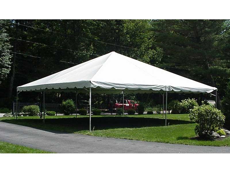 30' x 30' Tent