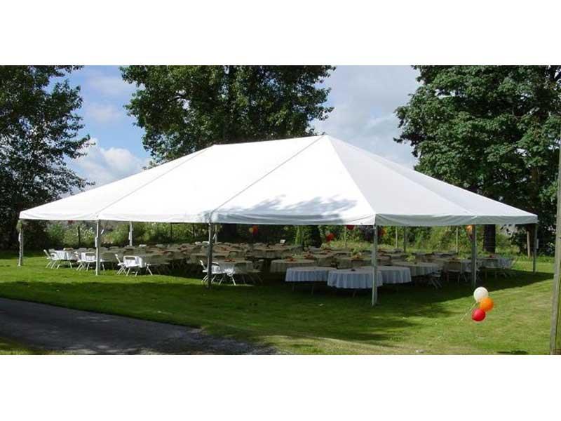 30' x 50' Tent