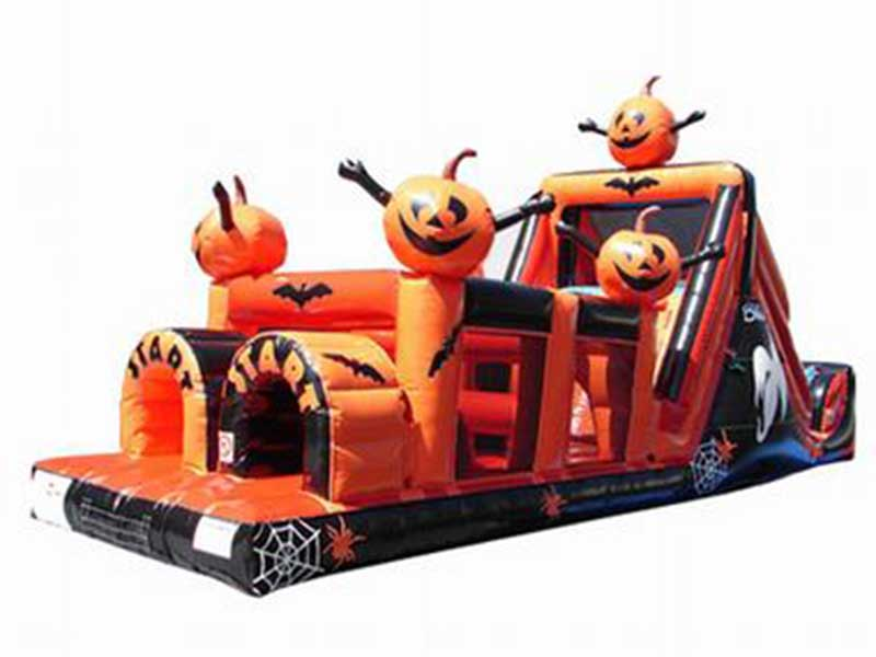 40' Halloween Obstacle Course