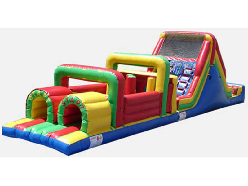 52' Foot Obstacle Course