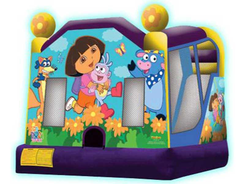 Dora 4 in 1