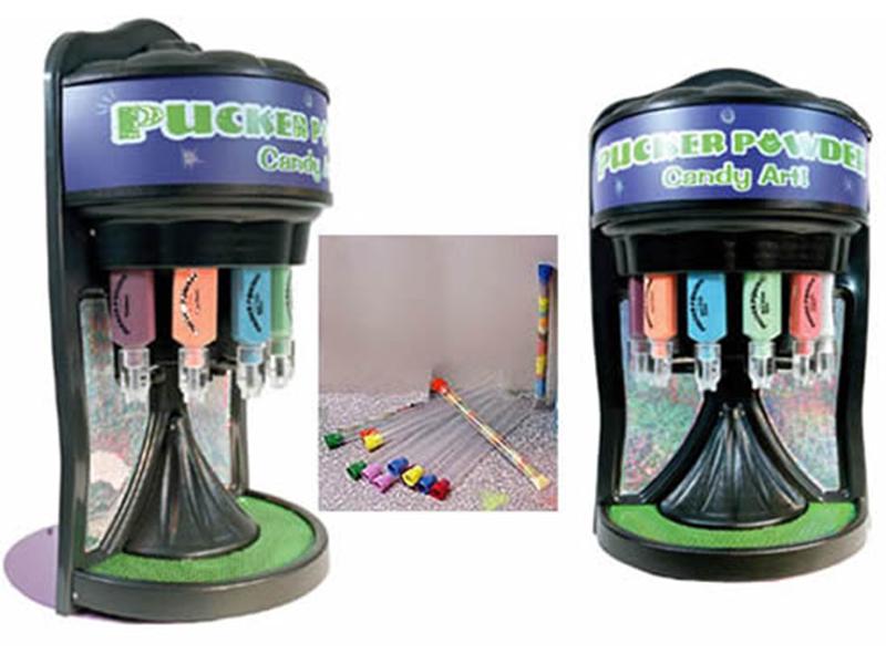 Pucker Powder Candy Art