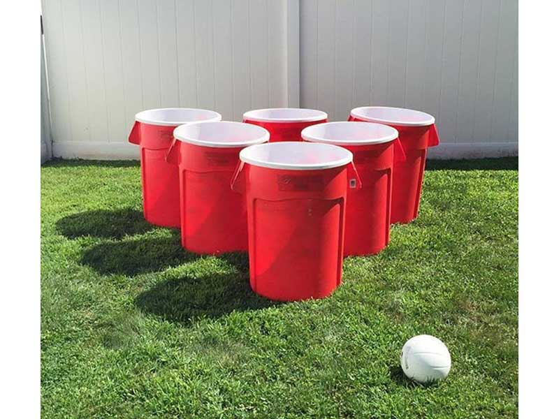 Bucket Pong