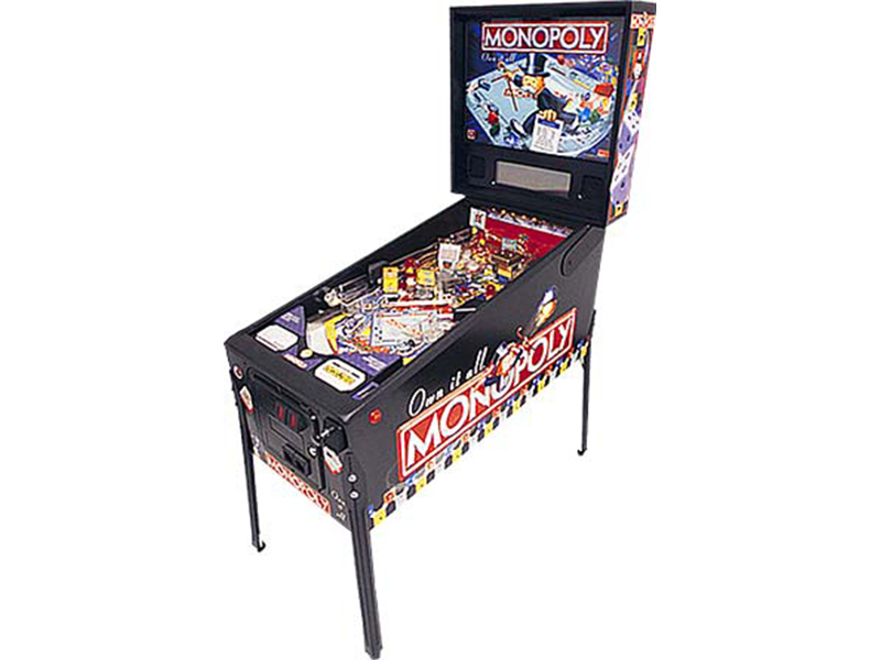 Monopoly Pinball