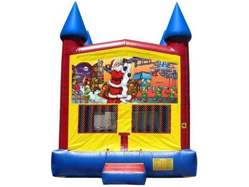 Santa Claus Bounce